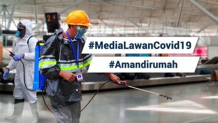 Media Lawan Covid-19 : Aman di Rumah