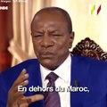 Ah bon ? donc en Guinée c'est le futur comme ça ? Boubacar Diallo