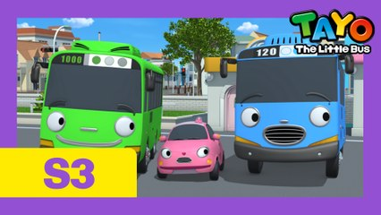 Ep. 2  The new friend, Heart l Tayo the Little Bus Season 3