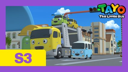 Ep. 4 I know it all l Tayo the Little Bus Season 3
