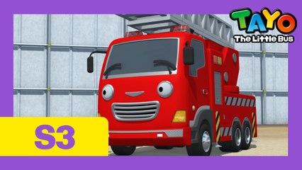 Ep. 6  Cheer up Frank l Tayo the Little Bus Season 3