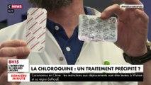 La chloroquine : un traitement précipité ?