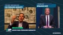 LUP: Comprometedoras preguntas para Fernando Quirarte