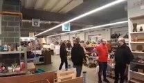 Des dizaines de personnes se rendent chaque jour à la Ressourcerie de Tournai