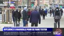 Chloroquine: au moins une centaine de personnes sont présentes devant l'hôpital où exerce le professeur Raoult pour se faire tester