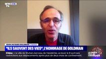 """""""Ils sauvent des vies"""", l'hommage de Jean-Jacques Goldman aux soignants"""