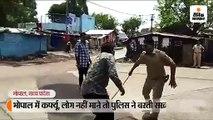 पुलिस की सख्ती से सड़कों पर सन्नाटा, कमलनाथ के राजनीतिक सलाहकार मिगलानी होम आइसोलेशन में