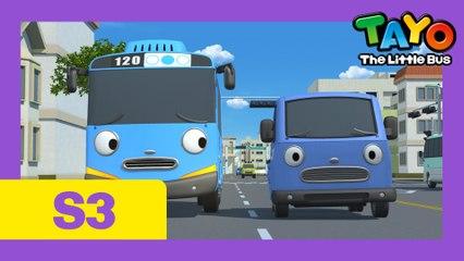 Ep. 8 Tayo's promise l Tayo the Little Bus Season 3
