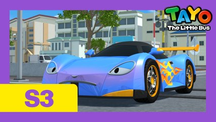 Ep. 9 Gani the super star l Tayo the Little Bus Season 3