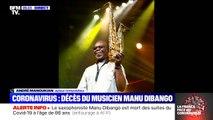Coronavirus: le saxophoniste Manu Dibango est mort du covid-19