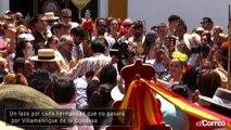 Un lazo por cada hermandad que no pasará por Villamanrique de la Condesa
