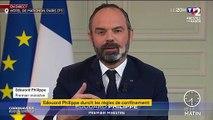 Coronavirus : Édouard Philippe durcit les règles de confinement
