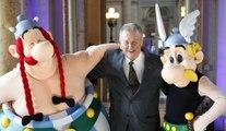 Albert Uderzo, le dessinateur d'Astérix, est décédé à l'âge de 92 ans