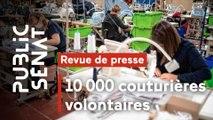 Masques : 10 000 couturières du Nord prêtes à en découdre