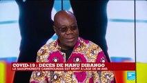 Coronavirus - Décès de Manu Dibango : Le saxophoniste camerounais est mort à 86 ans