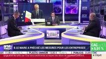 Bruno Le Maire a précisé les mesures pour les entreprises - 24/03