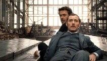 SHERLOCK HOLMES Film mit Robert Downey Jr, Jude Law, und Mark Strong