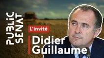 Didier Guillaume: «Demain il faudra repenser notre organisation sociale et alimentaire»