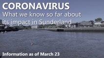 Coronavirus in Sunderland: the March 23 figures
