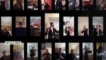 """Face au coronavirus, un orchestre serbe reprend """"Bella Ciao"""" en soutien à l'Italie"""