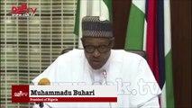 What Buhari said about coronavirus