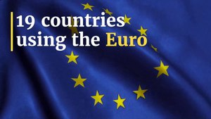 19 countries using the Euro