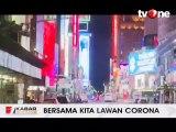 New York Kota Sibuk Kini Sepi Pasca Lockdown Corona