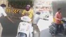 Bangalore police on march   Quarantine   Oneindia kannada