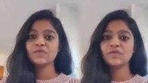 Karnataka girl made a video for kannadigas from Germany   Karnataka   Oneindia kannada