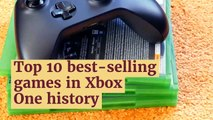 Top 10 best-selling games in Xbox One history