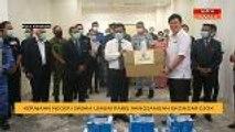 Kerajaan negeri Sabah umum Pakej Rangsangan Ekonomi esok