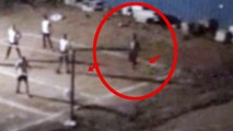 OMG Real Ghost Caught On CCTV Camera - Scary Videos - Man Without Shadow - Real Ghost Videos