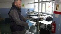 - Sultanbeyli'de polis sahte maske üreten bir imalathaneye operasyon düzenledi. Operasyonda 1 milyon sahte maske ele geçirildi.