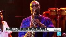 La légende du jazz, Manu Dibango est décédé du coronavirus à l'âge de 86 ans