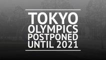 Breaking News - Tokyo Olympics postponed until 2021