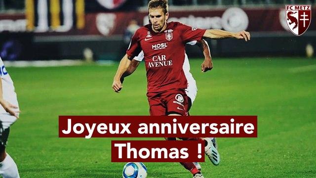 Joyeux anniversaire Thomas !