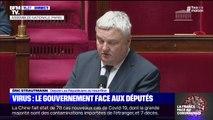 Le député (LR) du Haut-Rhin demande à Olivier Véran  de rendre possible l'usage de la chloroquine dans les Ehpad du département