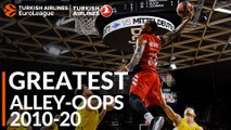 Greatest Plays, 2010-20: Alley-oops