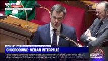"""Olivier Véran """"Nous n'avons pas les preuves de l'efficacité de la chloroquine à ce stade."""""""