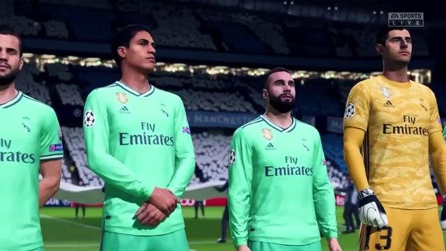On simule la fin de la C1 : La magie Zidane va-t-elle opérer à Manchester ?