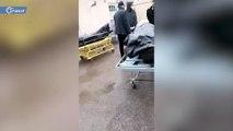 لا مكان للضحايا الجدد.. شاهد تكدس جثث المتوفين بفيروس كورونا في مشهد الإيرانية