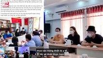 Ấm lòng trước hành động của sao Việt trong mùa dịch (Tóc Tiên, Hoàng Thùy, Min, VMH,...)