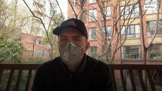 الصين: انخفاض ملحوظ في عدد إصابات الكورونا