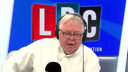 Nick Ferrari questions police chief over officers enforcing new rules