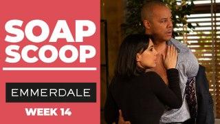 Emmerdale Soap Scoop! New romance for Priya