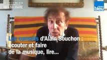 """Alain Souchon et son fils Pierre nous interprètent """"Ici et là"""""""