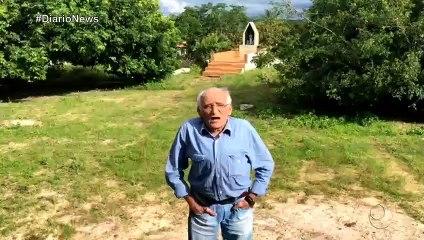 Diário News com apresentação de Fernando Antônio, entrevistando o Dr. Ivan Cavalcanti
