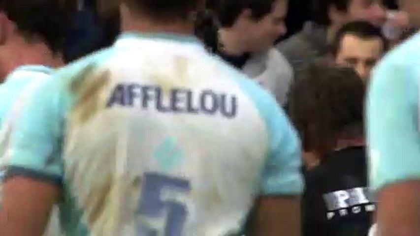 Rugby : Video - 1 jour 2 essais : L'action en première main qui envoie le CAB en HCUP