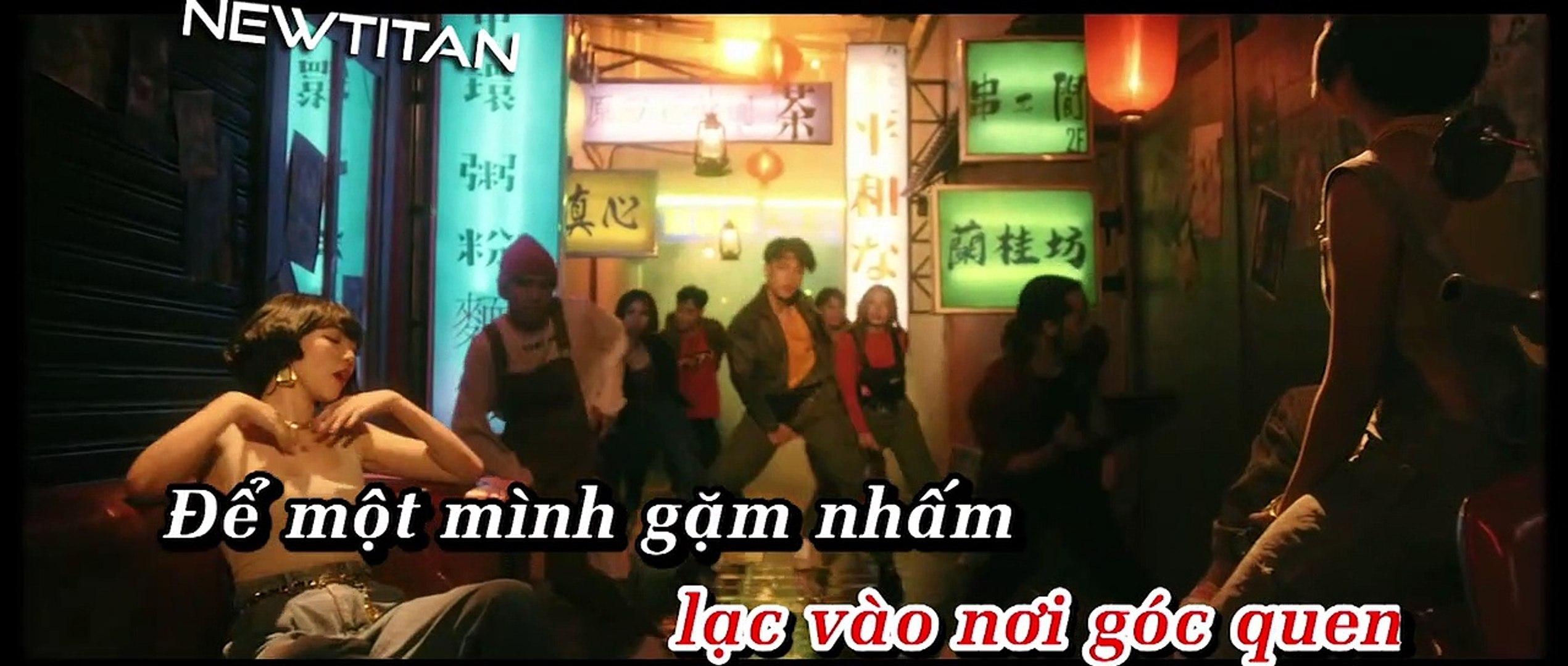 [Karaoke] Nước Mắt Em Lau Bằng Tình Yêu Mới - Da Lab Ft. Tóc Tiên [Beat Tone Nam]
