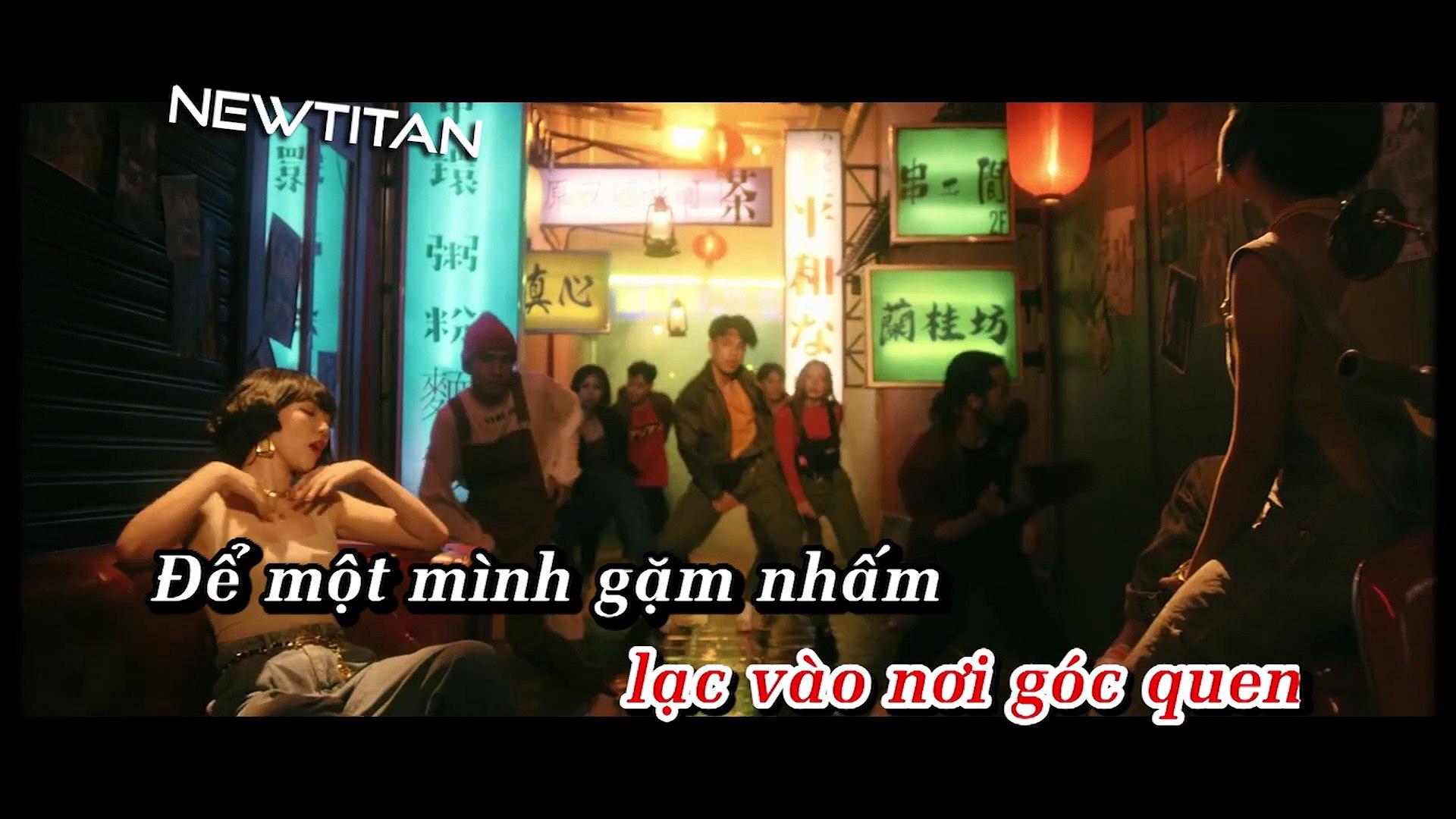 [Karaoke] Nước Mắt Em Lau Bằng Tình Yêu Mới - Dalab Ft. Tóc Tiên [Beat Tone Nữ]